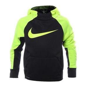 NWT Boys Nike Therma Dri-Fit Pullover Hoodie